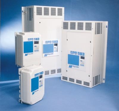 Yaskawa GPD 503 Drives