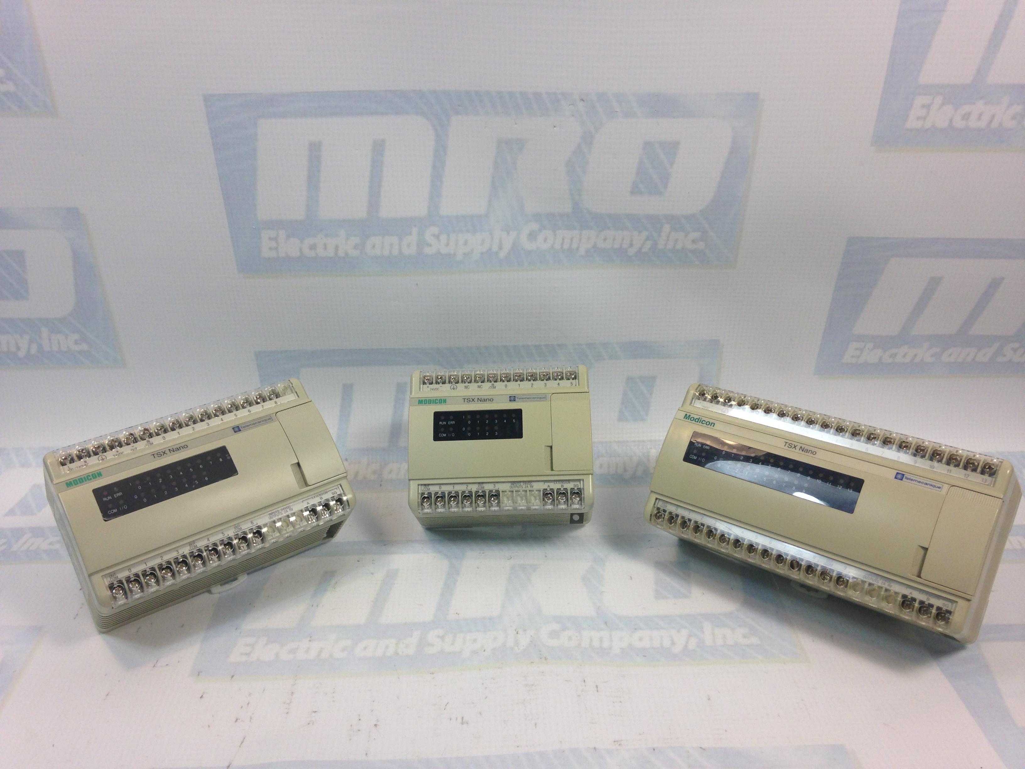Modicon TSX PLCs