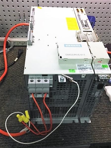 Siemens drive repairs from mro electric pre priced for Siemens servo motor repair