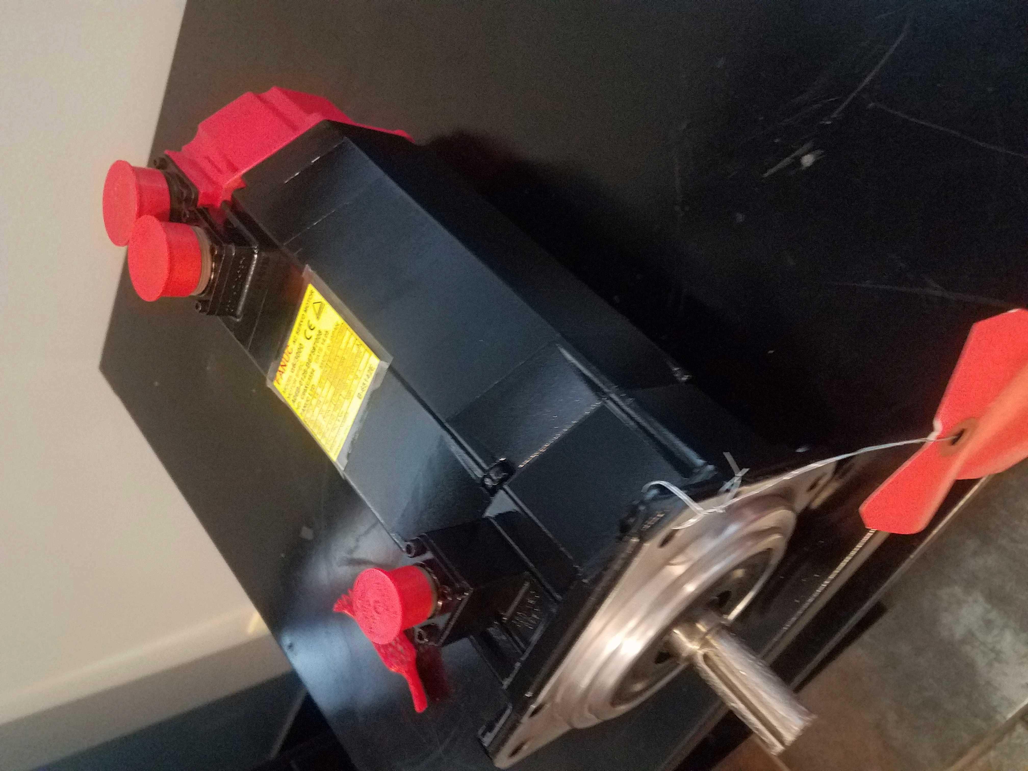 fanuc motor repair