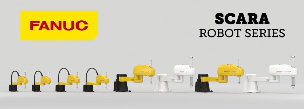 FANUC Robot Scara Series Lineup