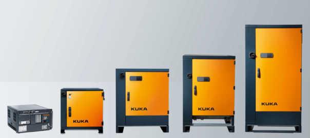 KUKA Controllers lineup