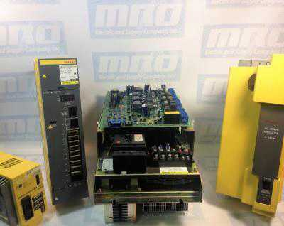 fanuc spindle amp