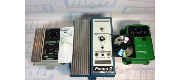 Focus 1, 2, 3 Drives