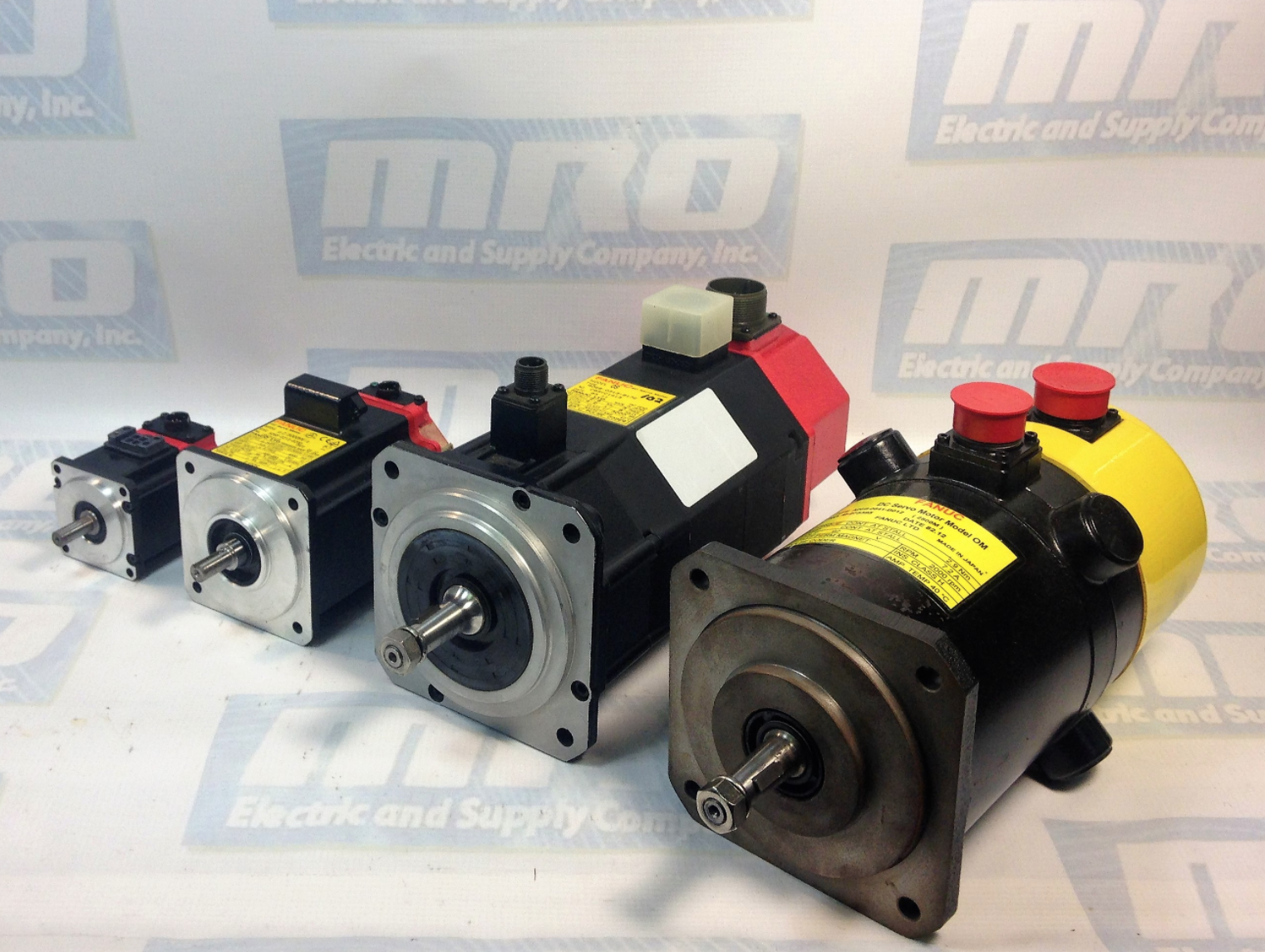 drives and motors